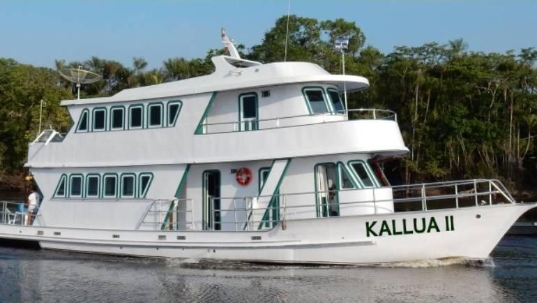 Kalua II Boat Hotel